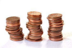 penniesstacked